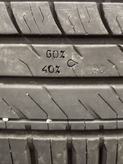 4 Nokian Entyre Tires Size 235/55r18 for Sale in Seattle,  WA