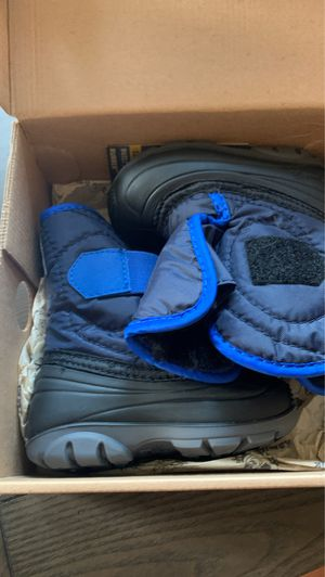 Kamik kids snow boots fit BPM for Sale in Sherwood, OR