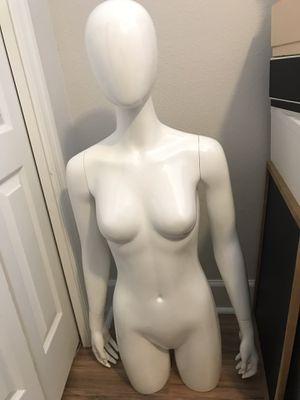 Half body mannequin for Sale in North Port, FL