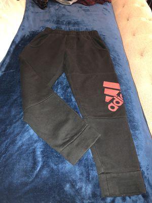 Kids adidas sweat pants 10/12 for Sale in Meriden, CT