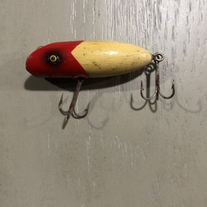 Vintage Wooden Fishing Lure for Sale in La Habra, CA