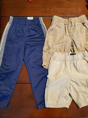 Boys 4t bottoms lot including Guess and Children's Place for Sale in Hollywood, FL