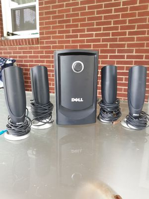 Computor speaker system for Sale in Beaver Falls, PA
