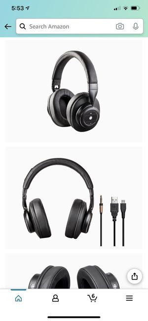 Wireless, Bluetooth, Noise cancellation Headphones. for Sale in Los Angeles, CA
