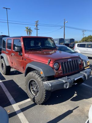 2013 Jeep Wrangler for Sale in San Diego, CA