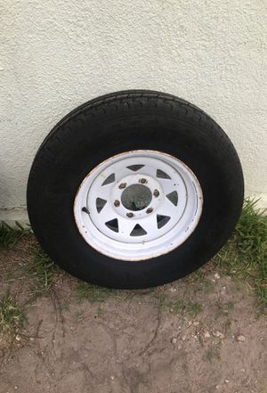 Trailer Tire 15' for Sale in Homestead, FL