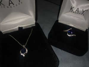 Matching Ring and Necklace Set (sold separately) for Sale in Tyler, TX