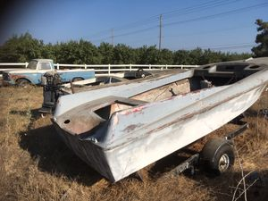 Boat and Trailer for Sale in Ripon, CA