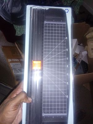 paper cutter for Sale in Jackson, MS