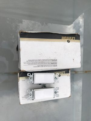 3 way switches for Sale in Houston, TX