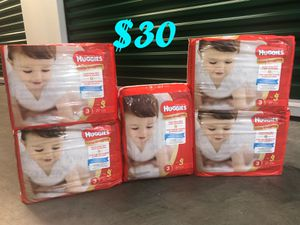 Size 3 Huggies for Sale in Fort Washington, MD