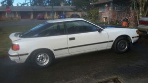 86 Toyota Celica hatchback for Sale in Lacey, WA