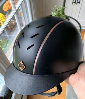 Charles Owen, The Ayrbrush Helmet for Sale in Berwyn, PA