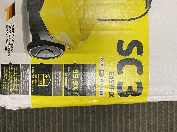 SC 3 EasyFix Steam Cleaner