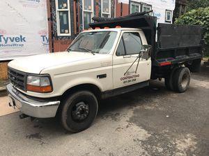 Ford F-350 Dump Truck for Sale in Cambridge, MA