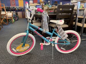 "New 20"" Pink & Teal Seastar Bike for Sale in Virginia Beach, VA"