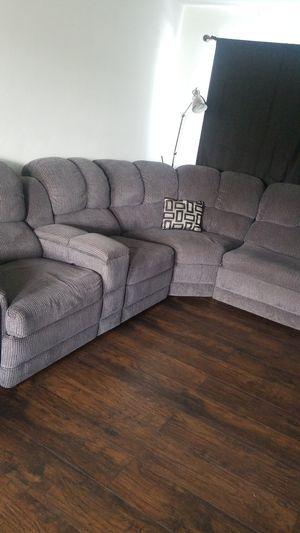 Sofá Cama ...butacas reclinables Espectacular ..couch for Sale in Hollywood, FL