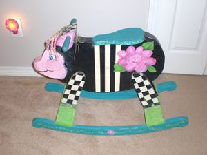 Rocking Horse (Pig) $85 OBO! for Sale in Monroe, LA