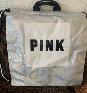 Victoria's Secret Pink drawstring backpack for Sale in North Las Vegas, NV