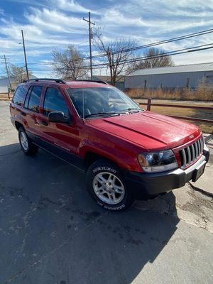 2004 Jeep Grand cherokee for Sale in Hutchinson, KS