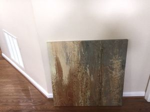 Abstract Canvas painting brand new! for Sale in Gainesville, VA