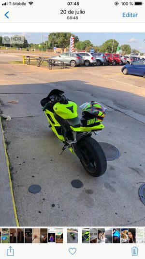 Yamaha R6 2008 please read before you message me for Sale in Houston, TX