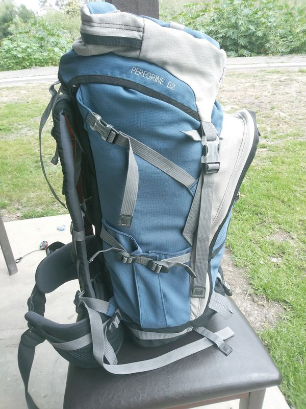 Jansport Peregine 52 Back Packing Backpack - Camping Hiking