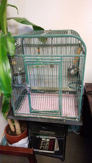 Bird cage for sale for Sale in El Cajon, CA