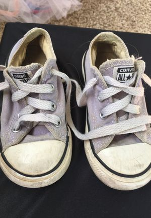 Converse shoes size 7 for Sale in Littleton, CO