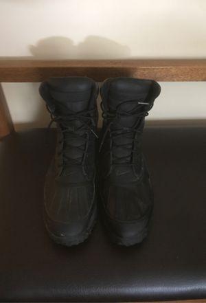 Black nike duck boots for Sale in Leesburg, VA