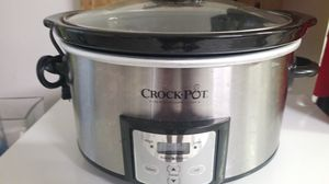 CROCK POT- USED CONDITION...AVAILABLE THIS SATURDAY 8-2PM weston hills clermont for Sale in Clermont, FL