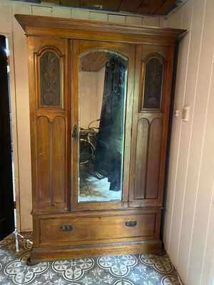 Antique Armoire for Sale in Woodinville, WA