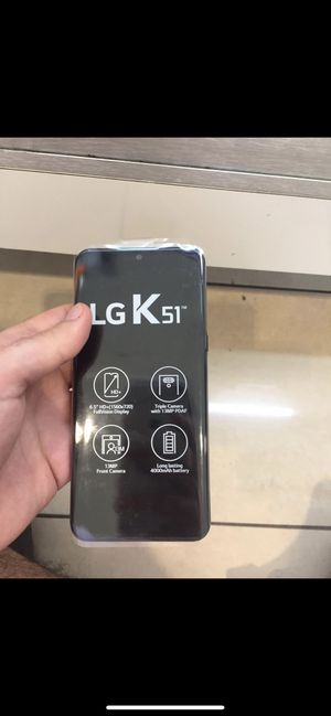 LG K51 LMK500MM - 32GB - Titan Gray (MetroPCS) (BRAND NEW IN BOX) for Sale in Manchester, CT