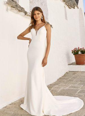 Madi Lane - 'Morrison' Wedding Dress - Size 10 for Sale in Dublin, OH
