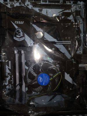 Msi gaming mobo for Sale in Compton, CA