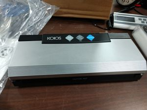 Kolos Vacuum Sealer (DB) for Sale in Montclair, CA