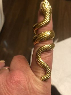 New Snake Ring for Sale in Tampa,  FL
