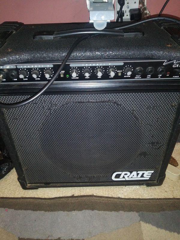 Crate Gx-60