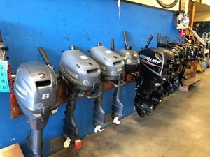 Outboard motors for Sale in San Francisco, CA