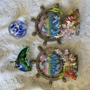 Dolphin glass collection for Sale in Fontana, CA