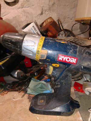 Ryobi tools no battery charger for Sale in Keokuk, IA