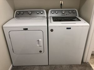 Maytag Bravos washer dryer set for Sale in Portland, OR