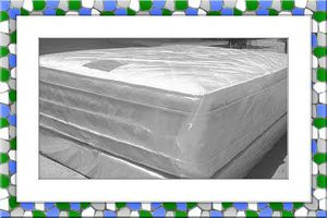 """Full 16"""" double pillowtop mattress with box spring free delivery for Sale in Ashburn, VA"""