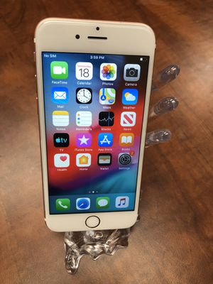Apple iPhone 6s Plus 64gb Unlocked Work Worldwide For any Carriers for Sale in Newark, CA