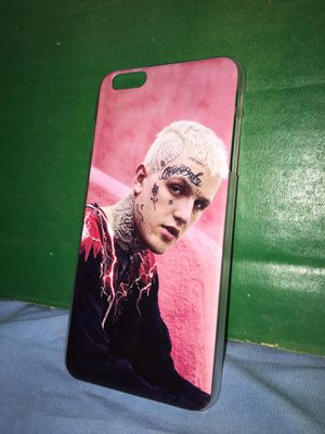 Lil Peep iPhone 10 case for Sale in Avondale, AZ
