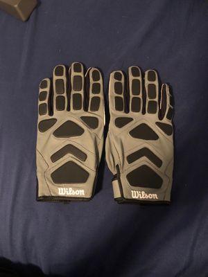 Wilson XL Lineman Gloves for Sale in Somerdale, NJ