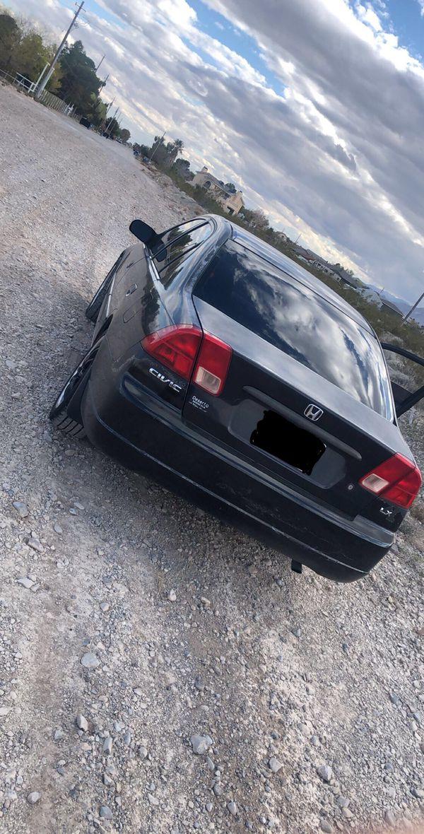 01 Honda Civic LX