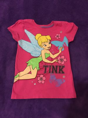 Disney Tinkerbell shirt 6x $1 for Sale in Bell, CA