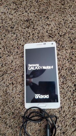 Galaxy Samsung Note 4 for Sale in Sun City, AZ