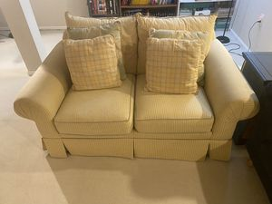 Sofa set with Ottoman for Sale in Westlake, MD